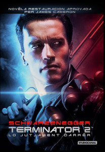 jaquette Terminator 2 catalogue