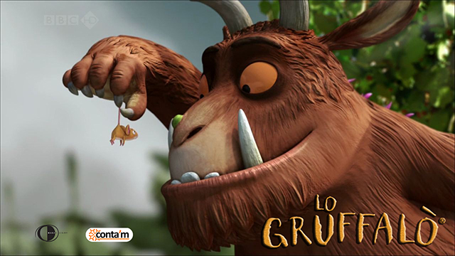 Lo Gruffalò