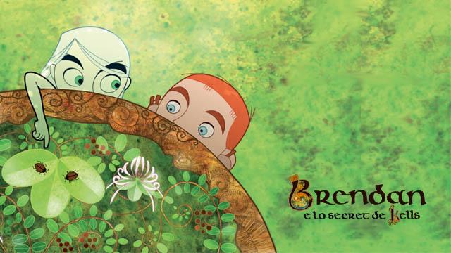 Brendan e lo secret de Kells