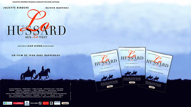 Lo Hussard sus lo teit
