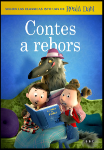 Contes a rebors promo dvd FB